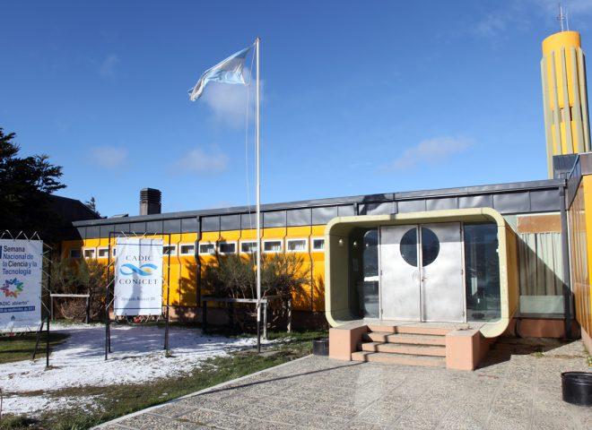 Centro Austral de Investigaciones Científicas – CADIC –  Ushuaia,Tierra del Fuego.