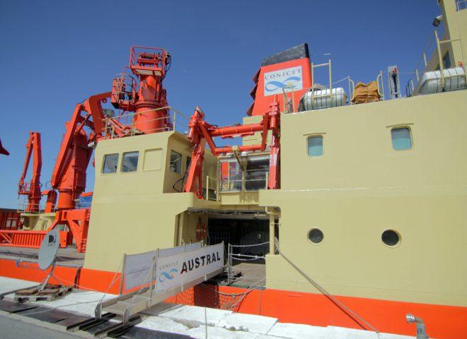 Buque oceanográfico «Austral»