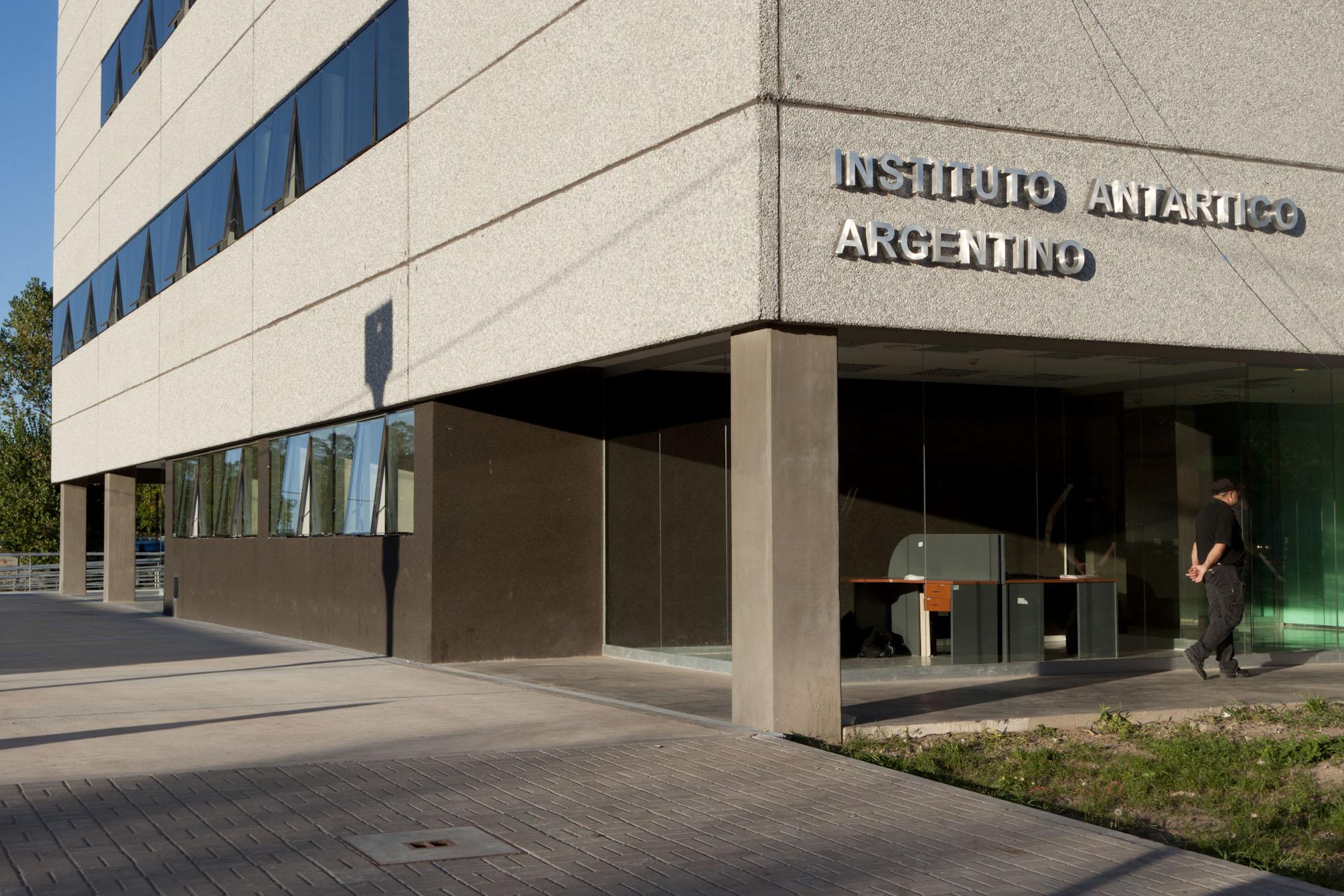 Instituto Antártico Argentino. Fuente: Ministerio de Ciencia, Tecnología e Innovación Productiva.
