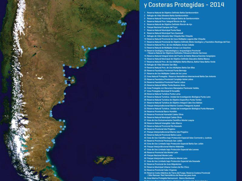 Mapa de Áreas Protegidas