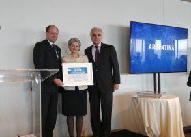 Argentina reconocida por UNESCO por su contribución al conocimiento científico de los océanos.