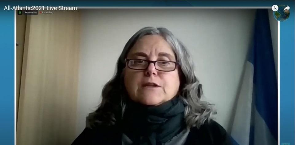 """Participación argentina en la conferencia internacional """"Todo el Atlántico para un océano sostenible"""""""